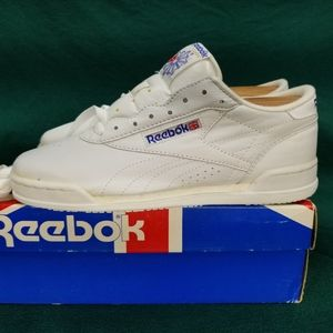 NOS DEADSTOCK FRESHIES  REEBOK EX-O-FIT 500 TENNIS